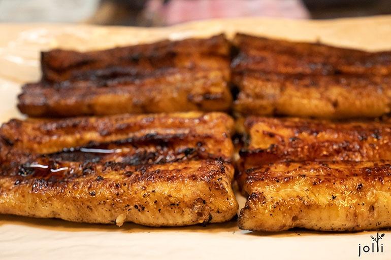 蒲燒天然鰻魚