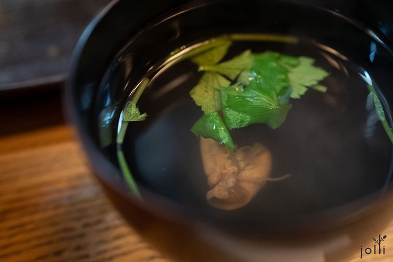 鰻魚肝清湯