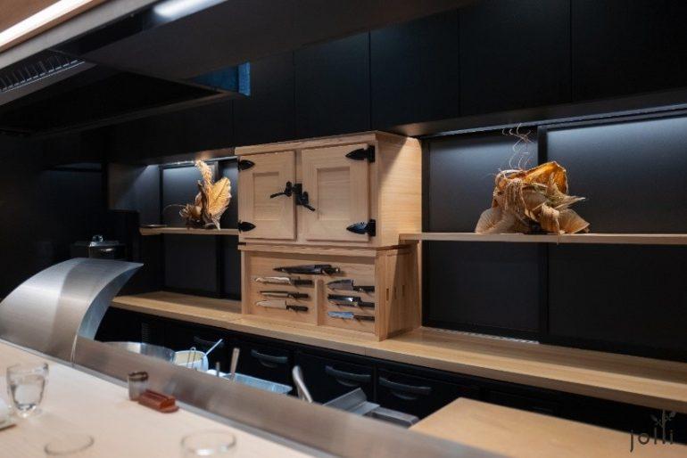 吧台及厨房