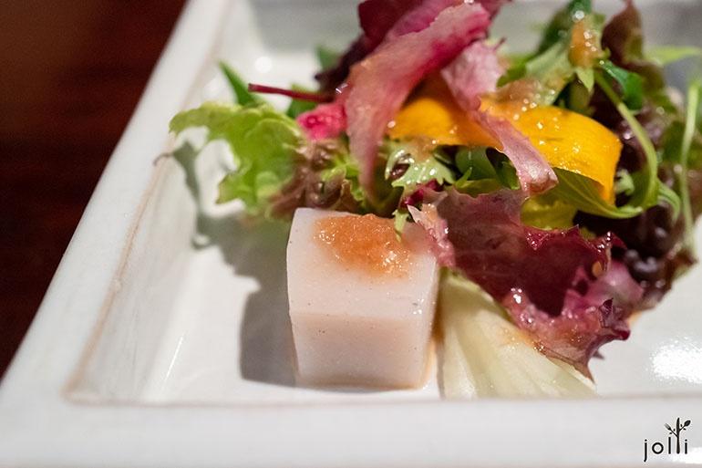 蕎麥豆腐沙拉