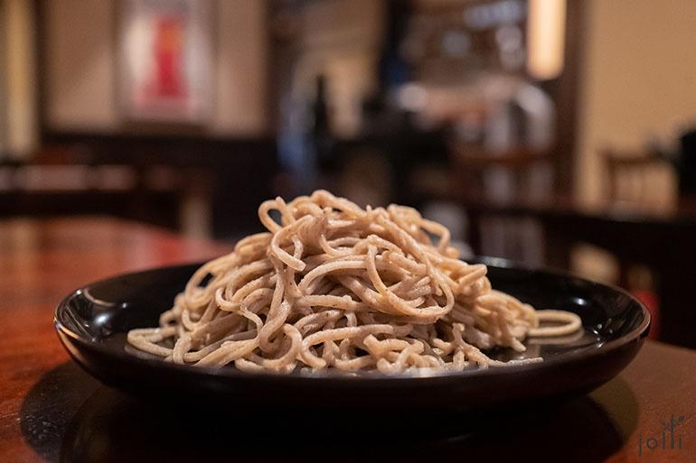 「Hikigurumi」蕎麥麵