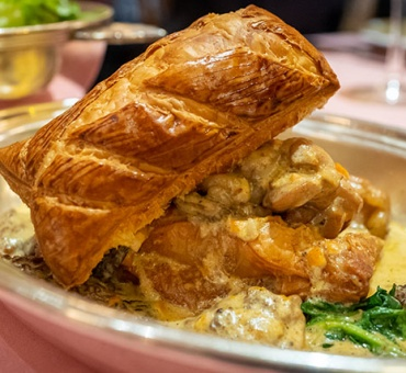 巴黎|La Poulet Au Pot - 平凡中显不凡的一星布尔乔亚料理菜馆