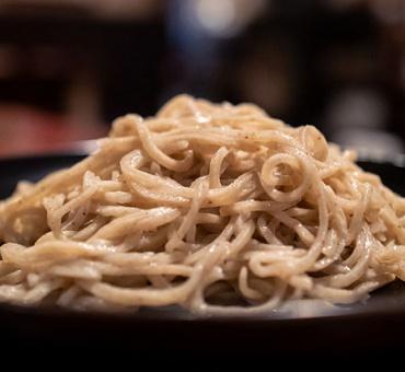 東京|蕎麥懐石 無庵  - 跳出傳統框架的蕎麥麵店
