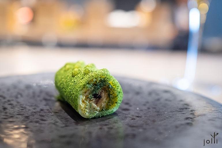 球茎甘蓝-洋白菜-蛋黄酱—山葵