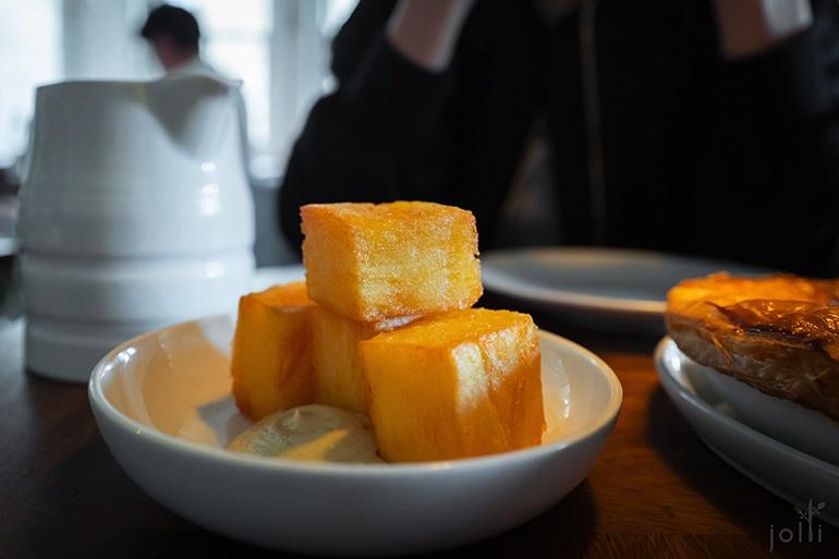 炸土豆千层酥