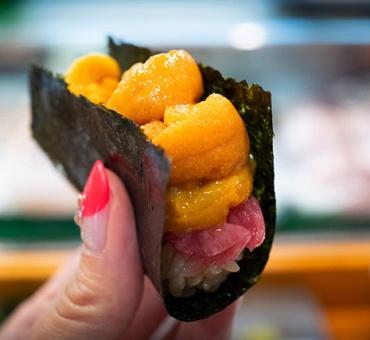 千叶|寿司栄- 全国寿司店中排名前20的寿司烹割店