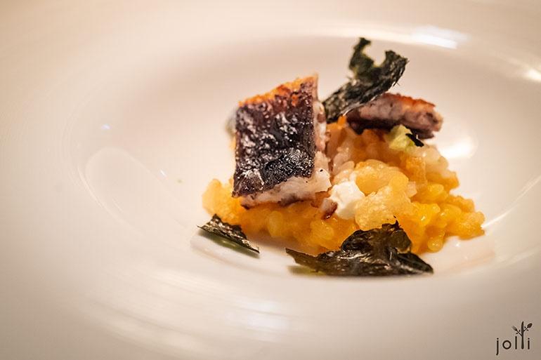 海鰻山椒燴飯