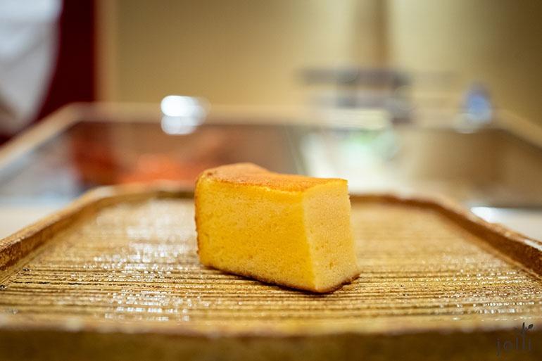 長崎蛋糕風玉子燒