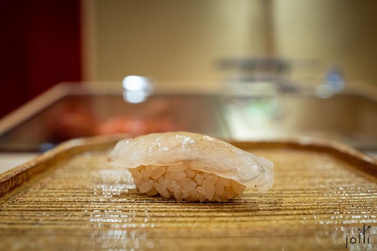 昆布腌渍比目鱼