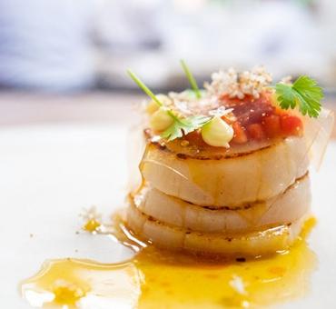 诺丁汉|Sat Bains  - 全程精彩绝伦的现代英国料理两星菜馆