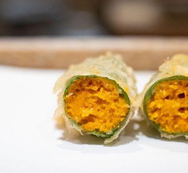东京|日本橋 蕎ノ字 - 天妇罗搭荞麦元素的一星餐厅