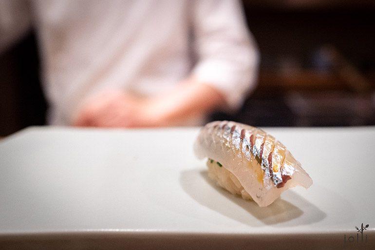 东京湾木更津的针鱼