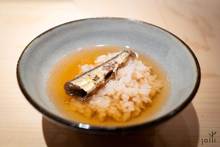 鲱鱼茶泡饭