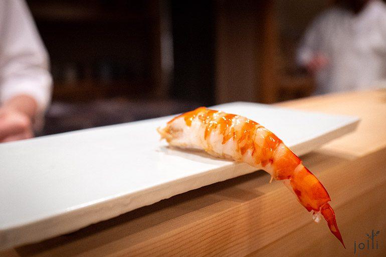 姬岛的明虾