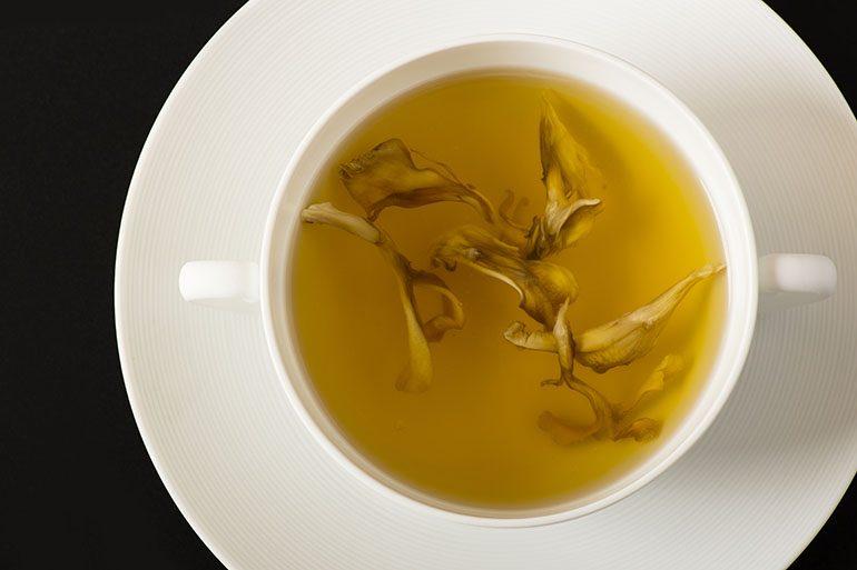 「CHIUnE」的清湯 (攝影師:Yohei Murakami)