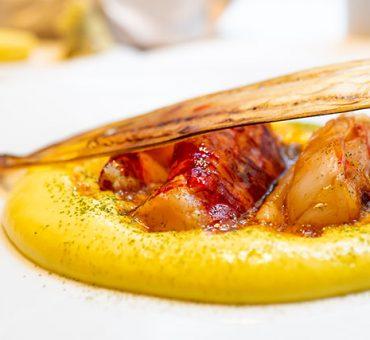 米兰|Seta - 刻画着法国轮廓的两星新派意大利餐厅