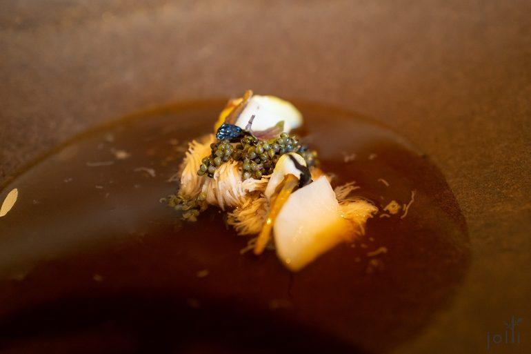 炭烤栗子汤