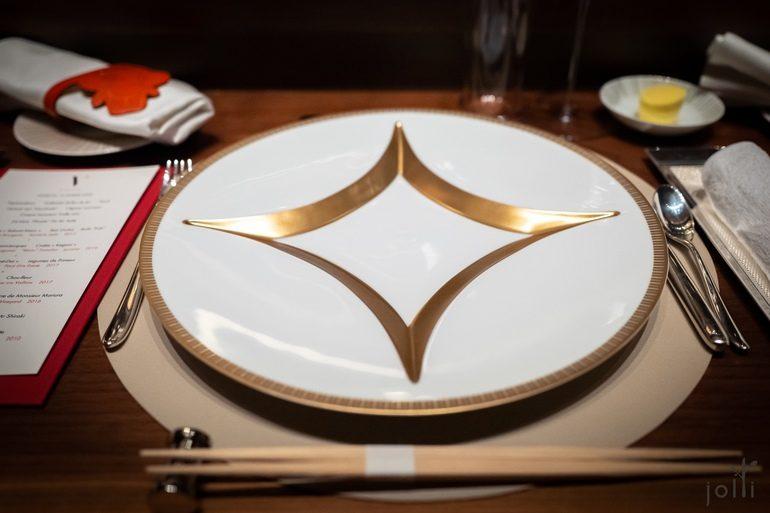 Louis Vuitton的餐桌裝備