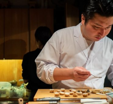 東京|器楽亭 - 居酒屋氣氛的街坊割烹料理店