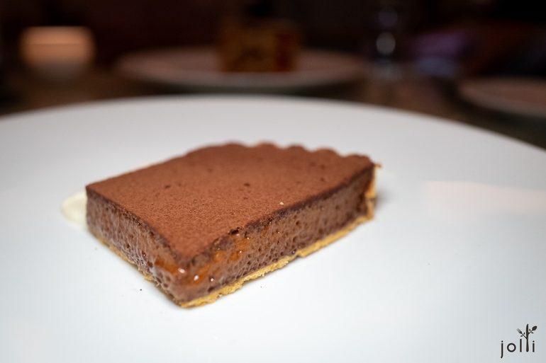 巧克力挞饼
