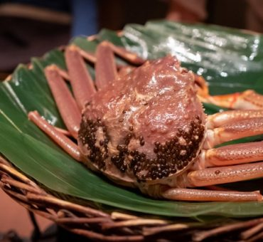 京都|高台寺 和久傳 - 记忆中最美味的间人蟹