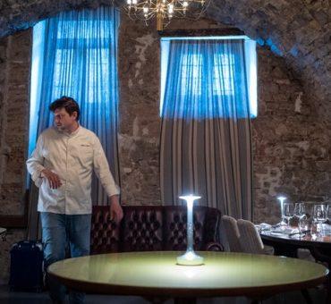 古萨戈|Ristorante Dina - Massimo Bottura门徒的偏僻创意食府