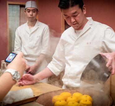 京都|绪方 - 繁简相生哲理的两星怀石料理