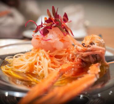 京都|やまぐち - 活用和食和意大利料理的精髓的介绍制食府