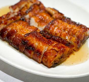 香港|家全七福   -  疫情下的精简港式点心午餐