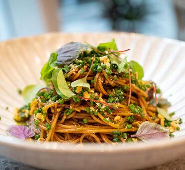 香港|The Tea Academïcs  -  品茶与植物性饮食融合的现代茶室