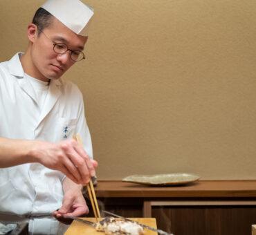 京都|木山  - 「高台寺 和久傳」血脉的一星京料理店
